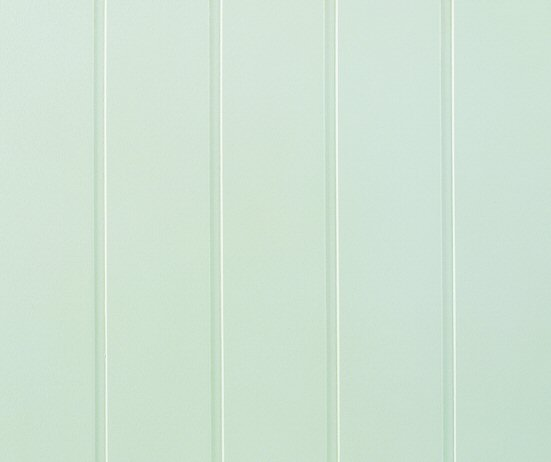 Ferdigmalte glatte veggplater