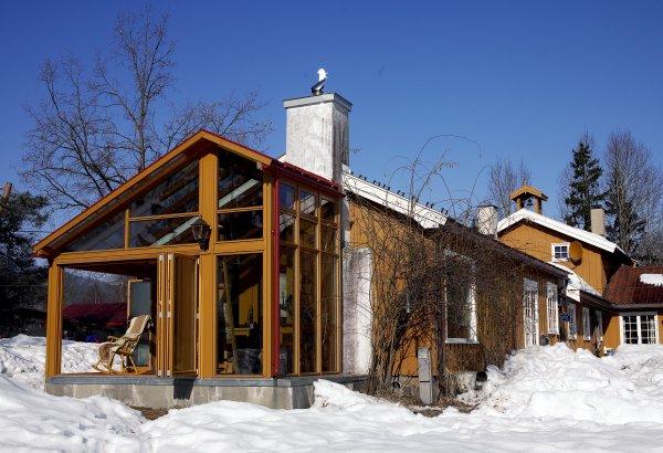 vinduer for vinterhage