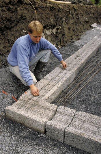 Hvordan bygge grunnmur