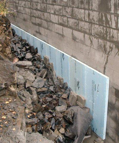 Isolere garasje betong